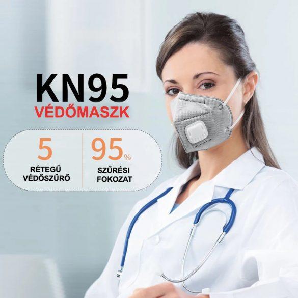 KN95 (FFP2) VÉDŐMASZK - 2db
