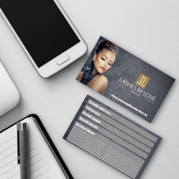 Időpontkártya