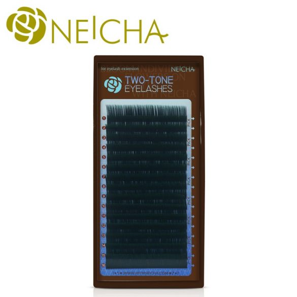 NEICHA TWO - TONE EYELASHES 0.1 C MIX