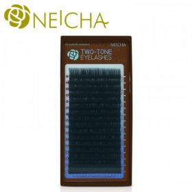 Neicha Two - Tone Eyelash 0.1 C MIX