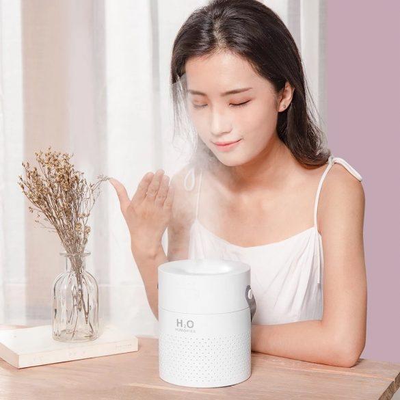 AROMA DIFFÚZOR - Aromaterápiás párásító 1.1L
