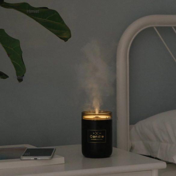 AROMA DIFFÚZOR - Aromaterápiás párásító