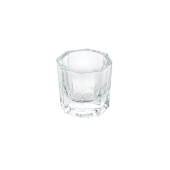 GLASS MIXING CUP