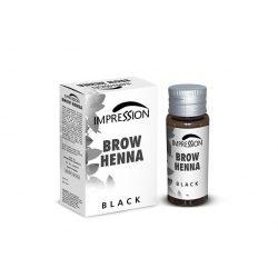 IMPRESSION BROW HENNA- BLACK
