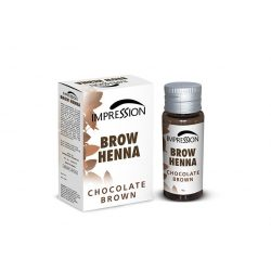 IMPRESSION BROW HENNA- CHOCOLATE BROWN