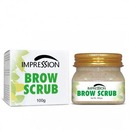 IMPRESSION BROW SCRUB