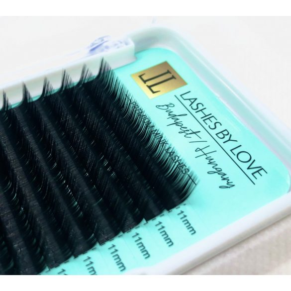 LASHES BY LOVE PREMIUM MINK 0.10 M MIX