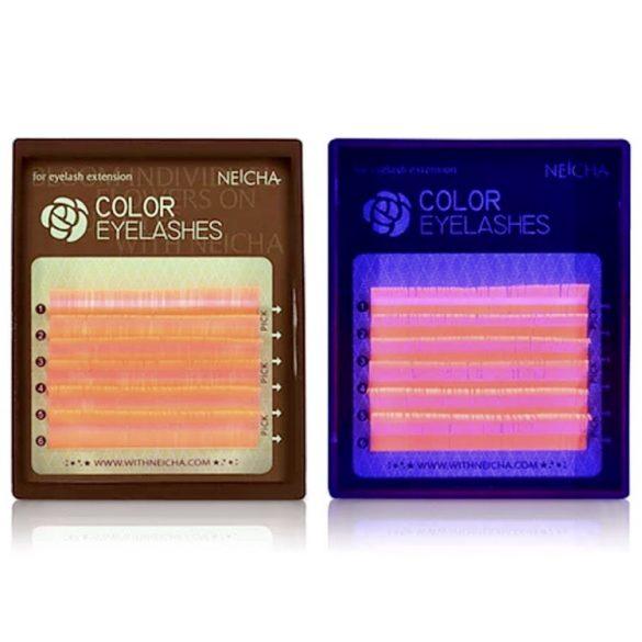 Neicha Premium Silk Mini Box Fluoreszkáló Narancs