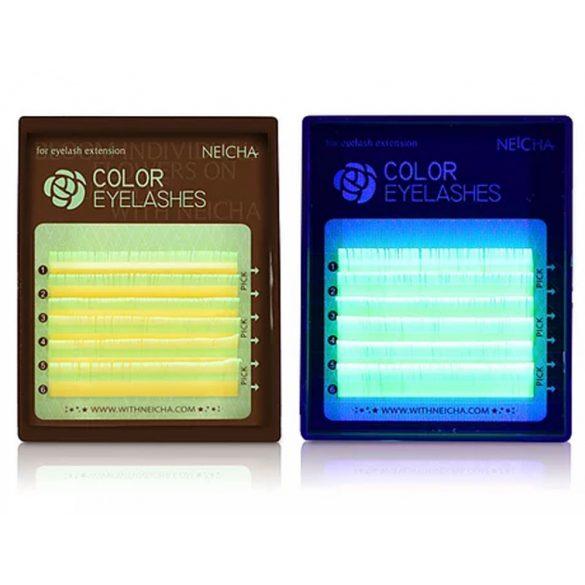Neicha Premium Silk Mini Box Fluoreszkáló Sárga