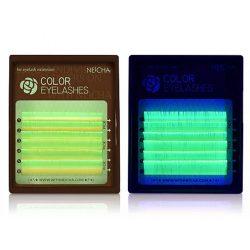 Neicha Premium Silk Mini Box Fluoreszkáló Zöld
