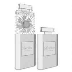 CRYSTAL PERFUME FAN REVIVE- Ventilátor illatosító párnával