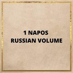 RUSSIAN VOLUME TOVÁBBKÉPZÉS (3-6D) - 1 NAPOS