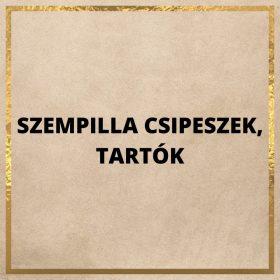 SZEMPILLA CSIPESZEK, TARTÓK