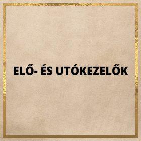ELŐ-ÉS UTÓKEZELŐK