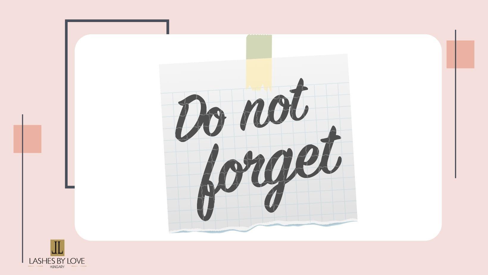 Emlékezz miért kezdted el